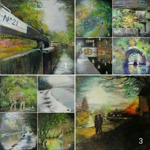 10 canal paintings